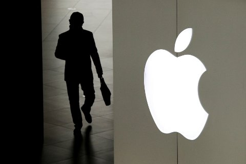 LURTE IPHONE-EIERE: Apple lurte sine kunder ved å i det skjulte gjøre eldre modeller av Iphone saktere for å få eierne til å oppgradere til en nyere modell.