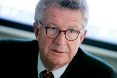 UENIG: WHO-rådgiver Johan Giesecke er svært kritisk til det norske hytteforbudet.