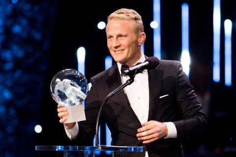 Stig-André Berge satser på OL neste år. Foto: Jon Olav Nesvold / NTB scanpix