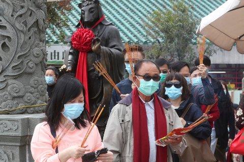 Det er vanlig i mange asiatiske land å bære masker, men det finnes absolutt intet bevis på at det har bidratt til å stoppe koronasmitte der.