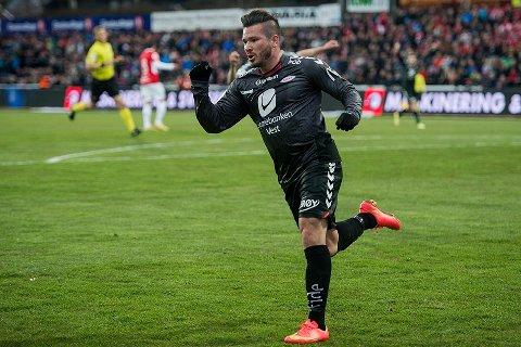 Alejandro Castro har spilt for Start, Brann og Sarpsborg 08.