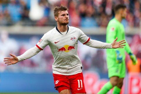 Vi tror Liverpool-aktuelle Timo Werner scorer mot FC Köln.