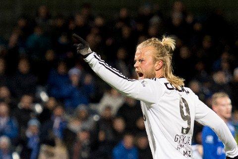 Christian Gytkjær ble toppscorer i den norske eliteserien i 2016. Denne sesongen kan han bli toppscorer i Polen.