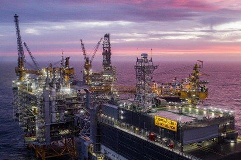 Johan Sverdrup-feltet i Nordsjøen, det tredje største oljefeltet på norsk sokkel, ble satt i drift i oktober i fjor. Feltet som ble påvist i 2010 er antatt å holde det gående i 40 år.