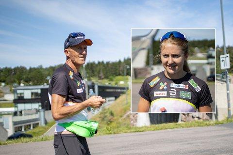 MÅ LEGGE EN PLAN: Ole Morten Iversen og Ingvild Flugstad Østberg.