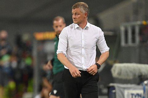 EUROPA: Ole Gunnar Solskjær og Manchester United møtte Ståle Solbakkens FC København i Europa League.