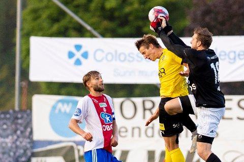 Lillestrøms Thomas Lehne Olsen er trolig tilbake i startelleveren mot Ull/Kisa i kveld.