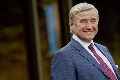 Christen Sveeas er gjennom sitt investeringsselskap Kistefos største eier med rundt 21 prosent av aksjene i Magnora.