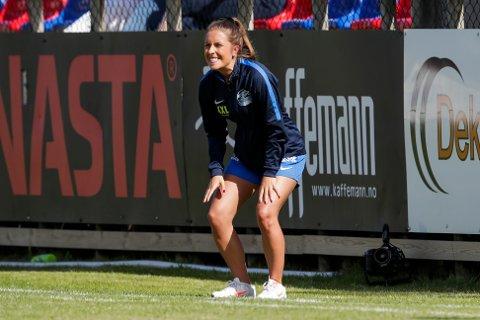 Sotra og trener Renate Blindheim topper tabellen i 2. divisjon avdeling 2 før lørdagens bortekamp på Jæren.