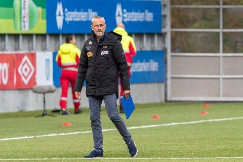 SPARKET: Lars Bohinen.