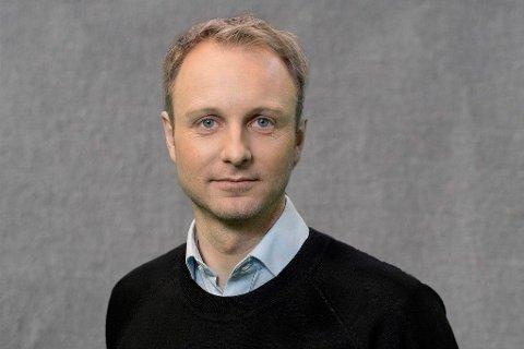 MÅ KUTTE: Operativ leder Espen Skoland i Discovery Norge meddeler at selskapet er nødt til å kutte 17 ansatte.