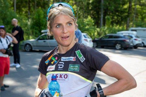 TILBAKE: Therese Johaug trener igjen.