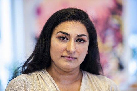 Daglig leder Shabana Rehman sier til VG at hun mener rapporten er preget av feilaktige gjengivelser.