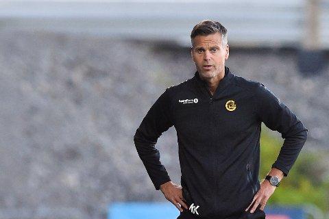 STOR PRØVE: Kjetil Knutsen opplever enorm suksess med sitt Bodø/Glimt. Nå venter hans til nå største utfordring.