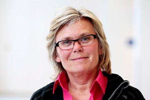 Ada Sofie Austegard som leder Stine Sofies Stiftelse. Foto: Håkon Mosvold Larsen / NTB