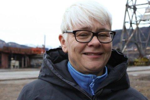 BEHOLDT MILLIONLØNN: Ellen Jensen gikk fra rådmann i Jølster kommune til saksbehandler i Sunnfjord kommune etter sammenslåingen. Likevel beholdt hun over én million kroner i lønn.