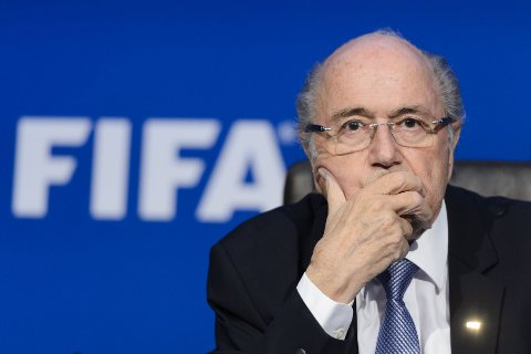 INNLAGT PÅ SYKEHUS: Tidligere FIFA-president Sepp Blatter.
