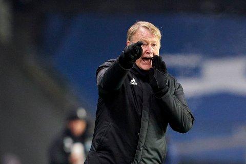 NY SPILLER: Åge Hareide og Rosenborg har sikret seg svenske Adam Andersson.