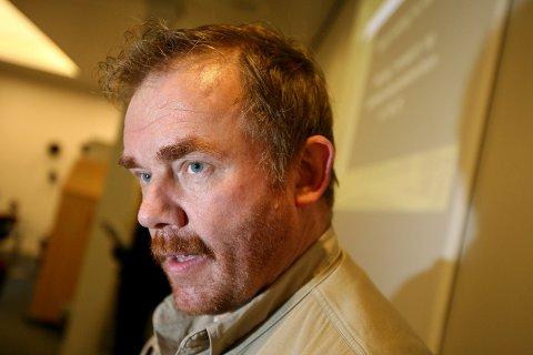 Kurt Oddekalv døde da han gikk gjennom isen på Bahusvatnet mandag denne uken.