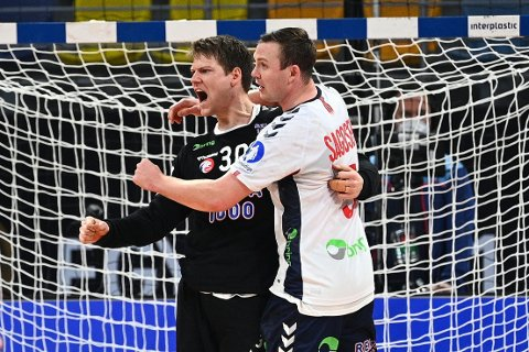 PÅ UTGÅENDE KONTRAKT: Torbjørn Bergerud gir seg i tyske Flensburg-Handewitt etter denne sesongen.