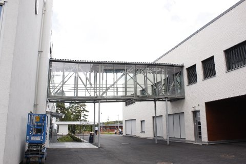 EN AV OSLOS STØRSTE: Nordseter skole er en barne- og ungdomsskole i Nordstrand bydel i Oslo, og en av hovedstadens største.