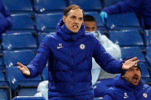 PLUKKER POENG: Chelsea har fått fart på sakene under Thomas Tuchels ledelse.