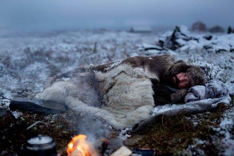 Stig Henrik Hoff spiller i den nye norske HBO-serien Utmark.