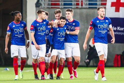 KLART FOR KAMÅ: Vålerenga og flere av de andre lagene i Eliteserien kan spille treningskamper igjen.