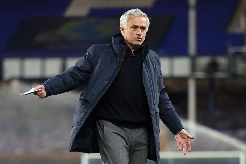 KRITISERES: TV 2s Premier League-ekspert Trevor Morley etterlyser mer lidenskap hos José Mourinho og Tottenham.