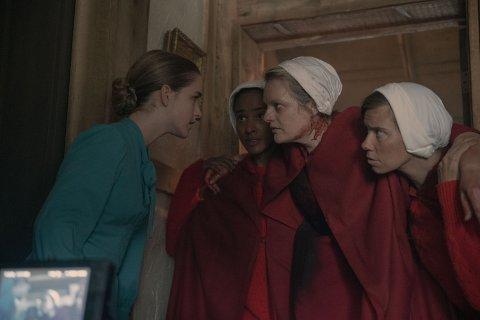 June er tilbake, i sesong 4 av The Handmaid's Tale.