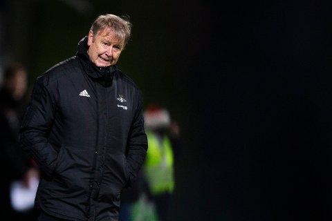 NY SESONG: Åge Hareide kom inn som ny Rosenborg-trener i fjor. Nå har han tatt laget gjennom en beinhard oppkjøring og er klar for 2021-sesongen med trønderne.