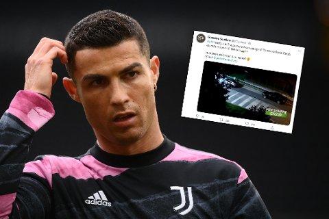 HVA SKJER? Det er knyttet spenning til hva Cristiano Ronaldo vil foreta seg etter sesongen.