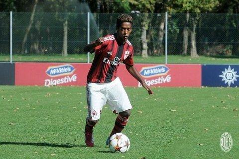 SPILTE FOR MILAN: Seid Visin var en gang sett på som et stort talent i AC Milan sitt akademi.