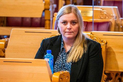 Olje- og energiminister Tina Bru (H). Foto: Håkon Mosvold Larsen / NTB