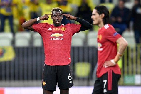 NY KONTRAKT? Manchester United skal angivelig være i forhandlinger med Paul Pogba.