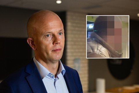 Stjerneadvokaten Svein Holden sier at han klient, Jan Helge Andersen (innfelt), som er dømt for drap og voldtekter i Baneheia-saken, ønsker å bidra for politiet i den nye etterforskningen.