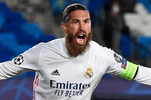 TAKKET FOR SEG: Real Madrid-legenden Sergio Ramos.
