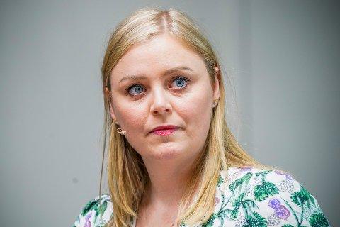 Olje- og energiminister Tina Bru (H). Foto: Torstein Bøe / NTB