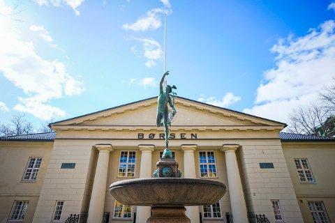 Hittil i år har Oslo Børs hatt en oppgang på 16 prosent. Arkivfoto: Håkon Mosvold Larsen / NTB
