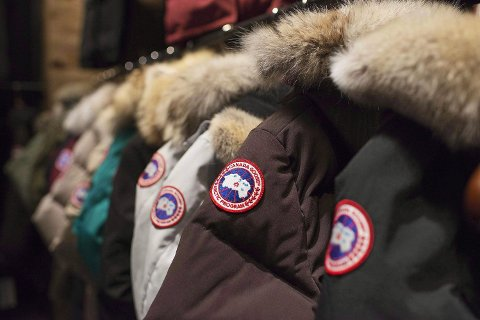 BLIR BORTE: Pelskragen blir borte fra alle «Canada Goose»-jakker.