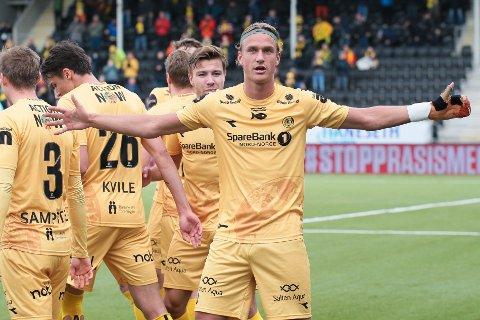 TRENGER SEIER: Erik Botheim og Bodø/Glimt.
