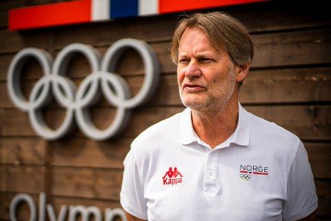 Olympiatopp-lege Thomas Torgalsen. Foto: Håkon Mosvold Larsen / NTB