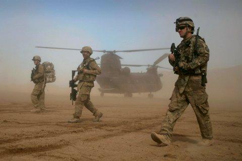 Nesten to av tre amerikanere mener USAs krigføring i Afghanistan (bildet) og Irak ikke var verdt prisen, viser ny måling. Foto: AP / NTB
