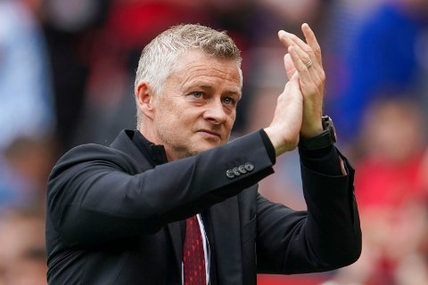 Ole Gunnar Solskjær fikk torsdag vite Manchester Uniteds motstandere i høstens gruppespill i mesterligaen. Foto: Jon Super / AP / NTB