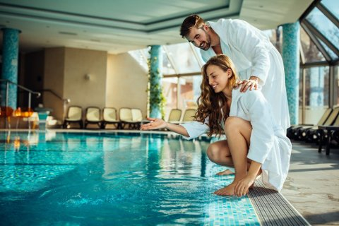 Unn deg selv eller noen du er glad i en spa-weekend. Foto: Getty Images