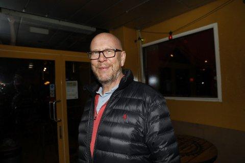 REKLAMEKONGE: Kjetil Try er gründer og direktør i Try, reklamekonsernet han startet sammen med Einar Fjøsne for 23 år siden.