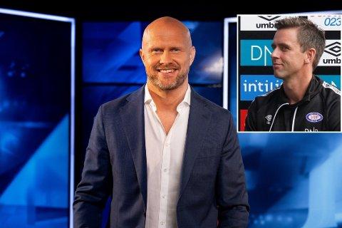 IKKE IMPONERT: Joacim Jonsson mener sesongen er over for Vålerenga sin del. Sporslig leder i VIF, Jørgen Ingebrigtsen, slår tilbake mot svenskens kritikk.