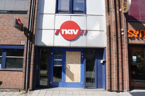 Coraz mniej osób musi odwiedzać Nav w poszukiwaniu pracy. Zdjęcie: (NTB scanpix)