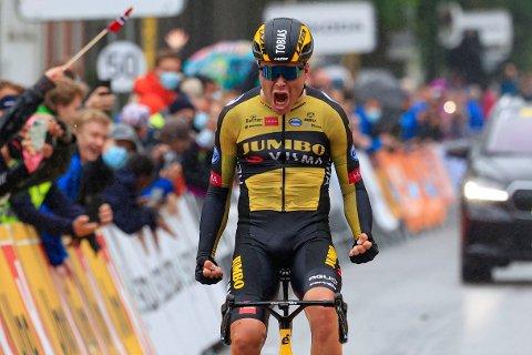 Tobias Foss er tilbake i konkurranse tirsdag. Foto: Tor Erik Schrøder / NTB