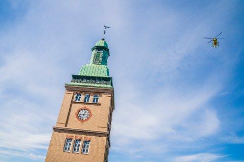 Den nye regjeringen vil ikke stanse nedleggelsen av Ullevål sykehus i Oslo, fremgår det i den nye regjeringsplattformen. Foto: Stian Lysberg Solum / NTB